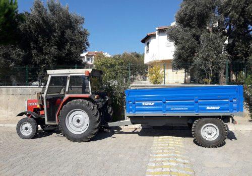 Sitemizin Hizmet Traktörü